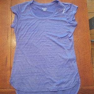 Reebok womens athletic t shirt